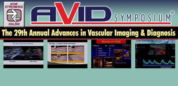 29th Annual Advances in Vascular Imaging & Diagnosis