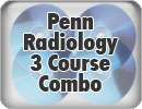 Penn Radiology 3 Course Combo