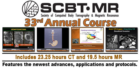 SCBT-MR 33rd Annual Course (2010)