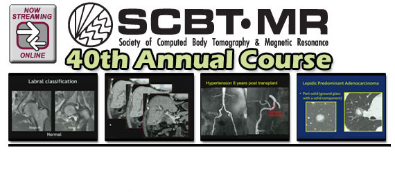 SCBT-MR 40th Annual Course (2017)