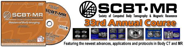 SCBTMR 33rd Annual Course