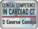 Clinical Competence in Cardiac CT: Any Two Volumes