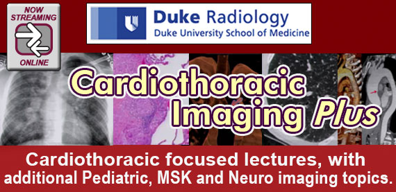 Duke Radiology Cardiothoracic Imaging Plus